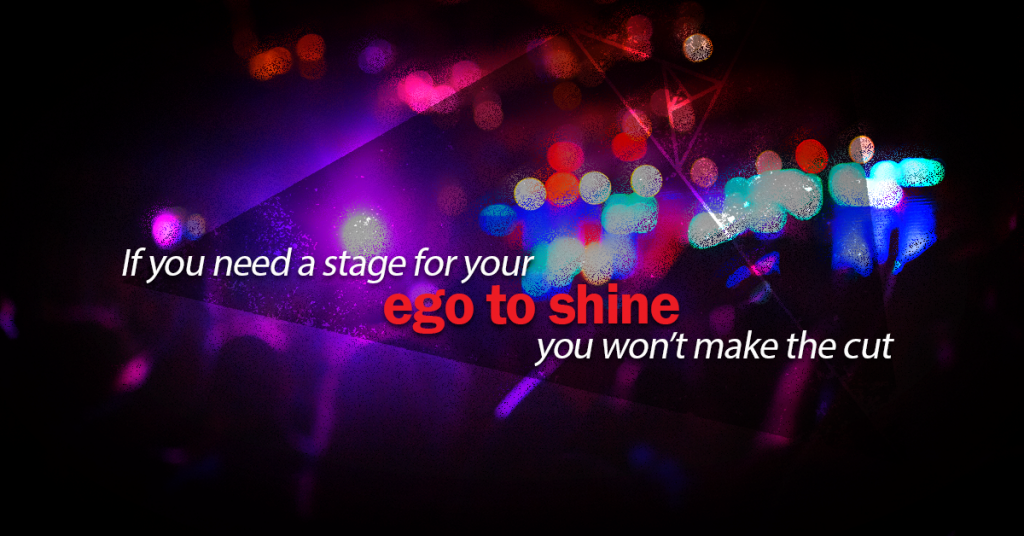 earth2mars - Space Travel - If you need a stage for your ego