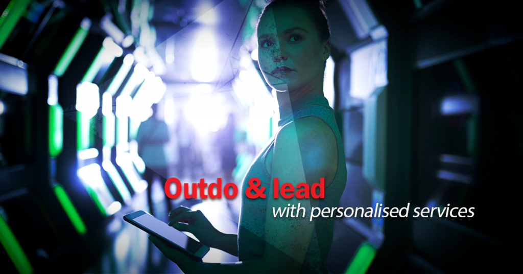 earth2mars - Space Travel - Outdo & lead with personalised services