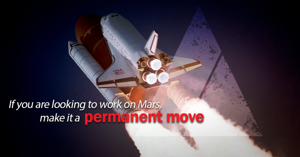Your Next Job Could Be on Mars